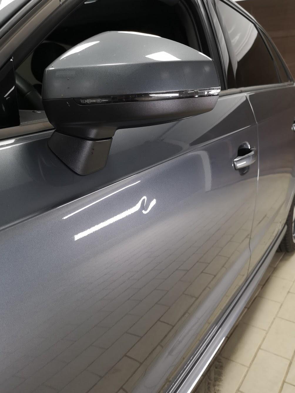 Arreglar bollos coche reparación abolladuras